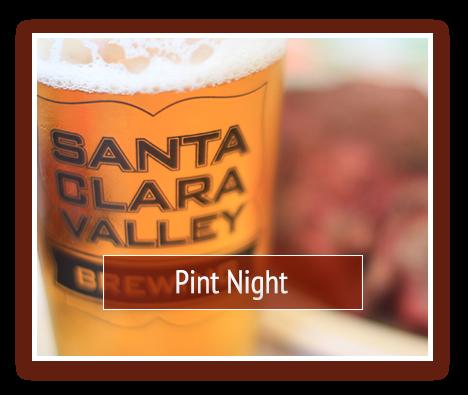 Thursday Pint Night